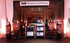 Le salon B&W.