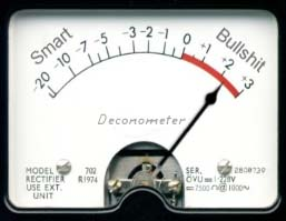 Deconometer