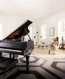 La chaîne hifi ultime... mais seulement pour le piano.