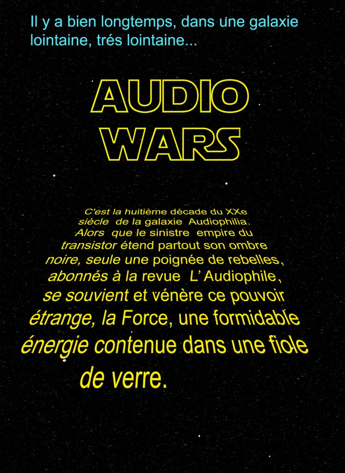 audio wars